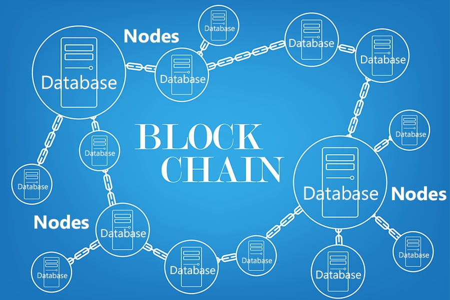 Blockchain Technology with Nodes
