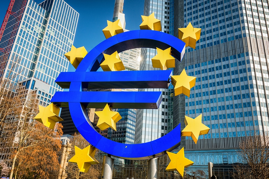 Draghi Makes Comments on ECB