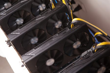 Second Hand Mining GPUs China
