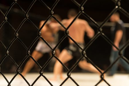 UFC Website Monero Miner