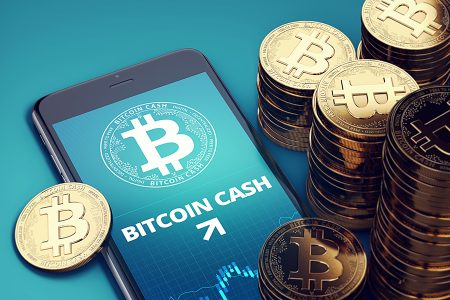 Bitcoin Cash (BCH) Surging