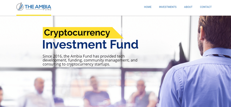Ambia Fund Investment