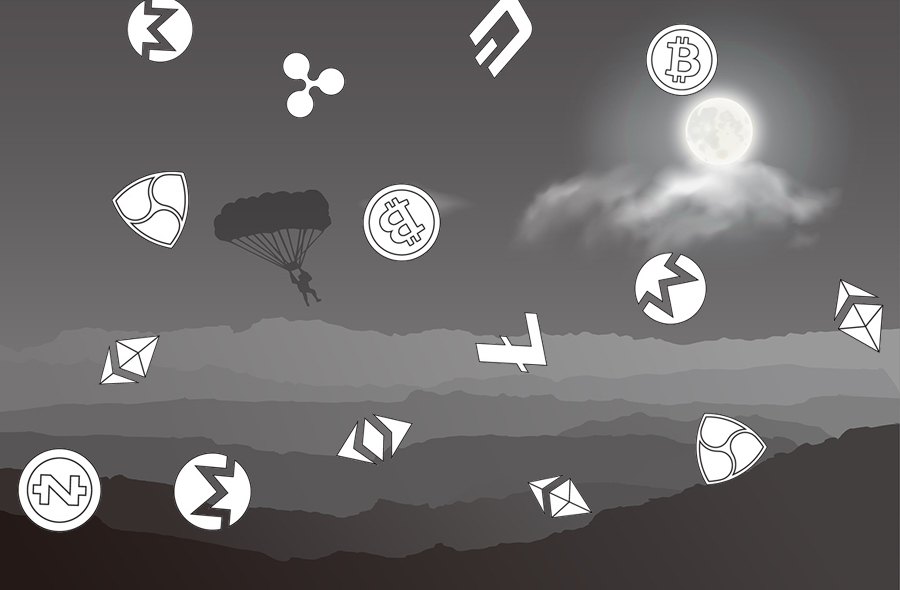Overview of Cryptocurrency Airdrops