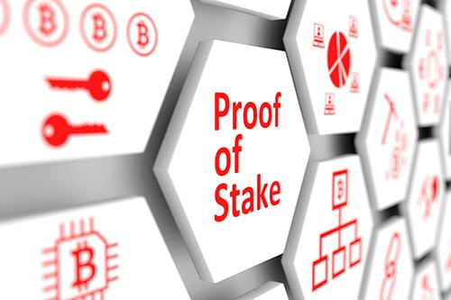 Proof of Stake Mining