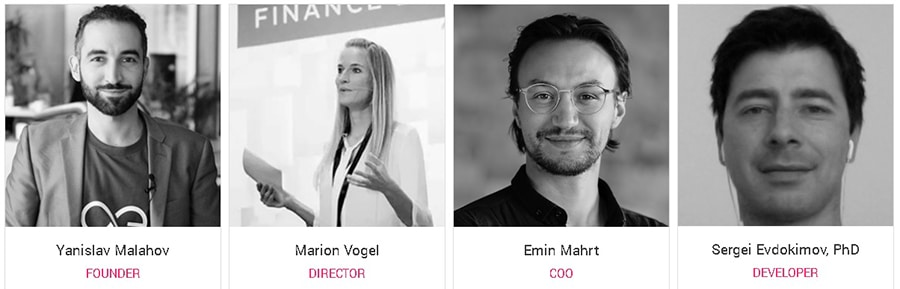 Aeternity Team Members