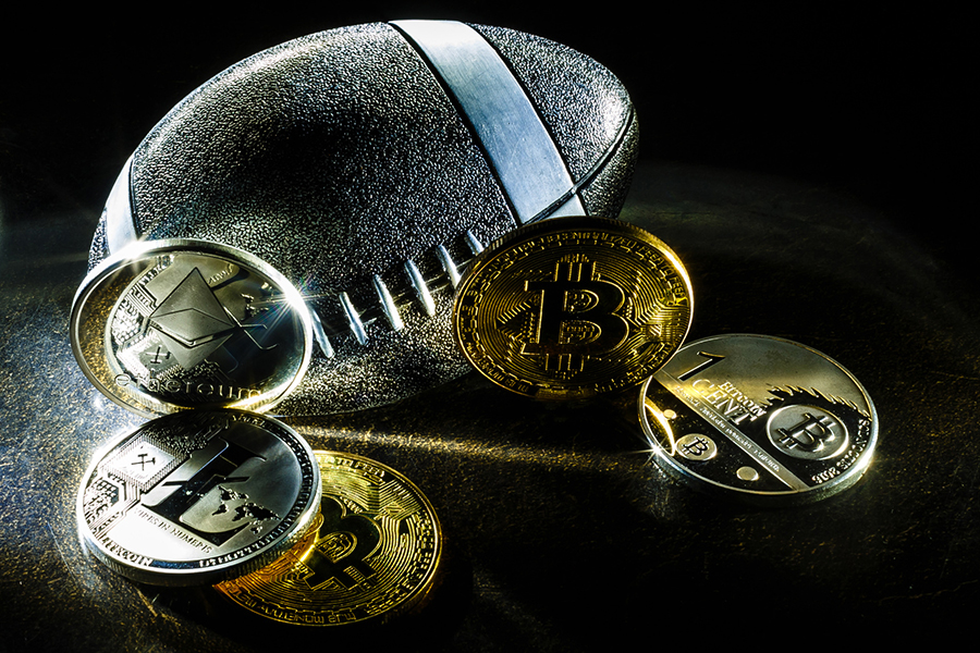 sports betting coin