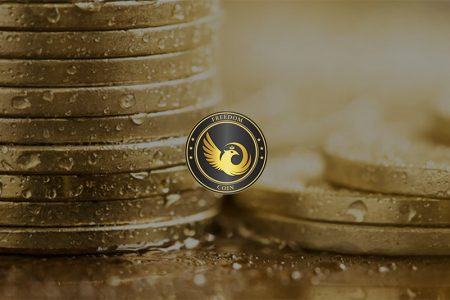 The Freedom Coin Launched