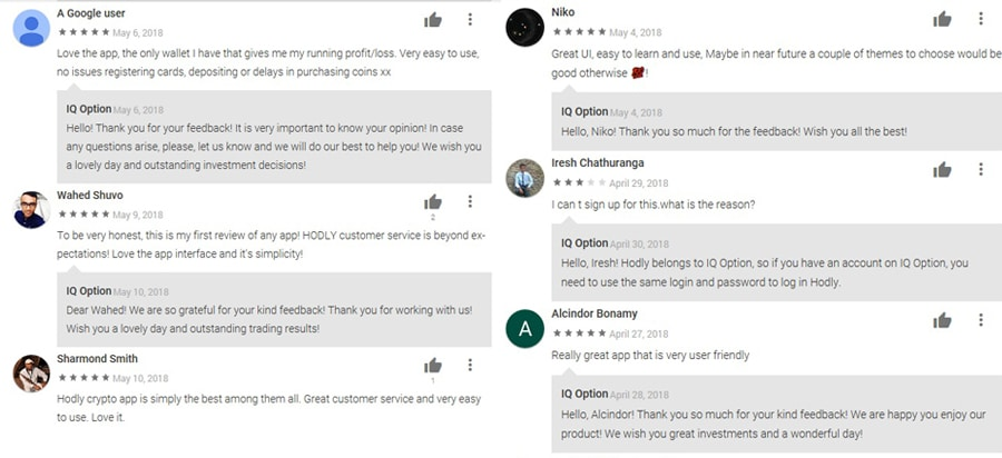 Google Play Store Reviews