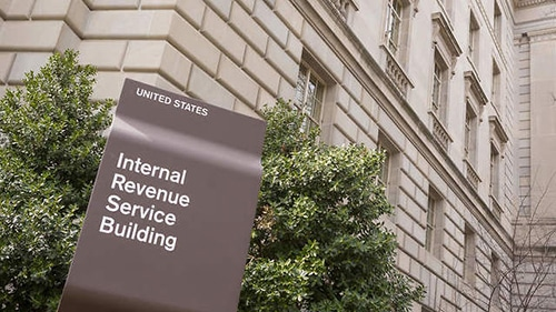IRS Building Taxes