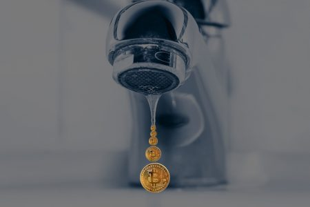 Cryptocurrency Faucet