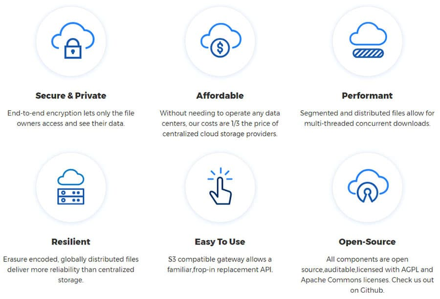 Storj Coin Overview