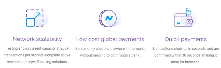 NavCoin Scalability & Speed