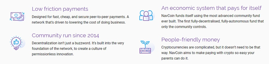 What is NavCoin