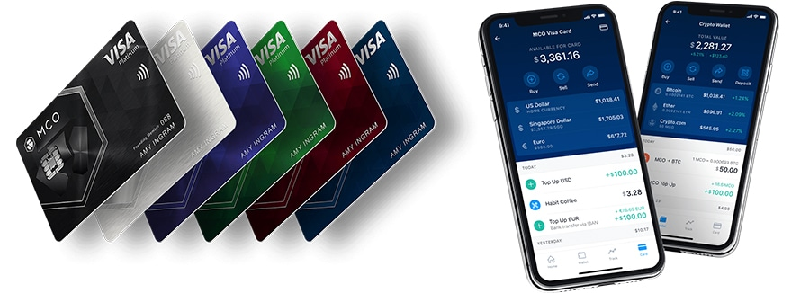 Monaco Card and Application