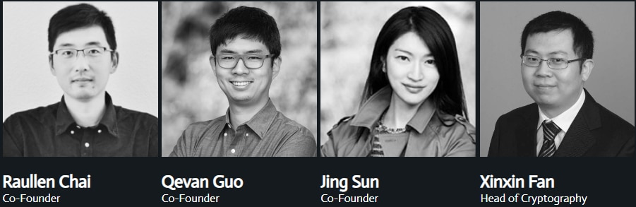 IoTeX Founders