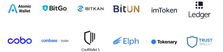 USDC Compatible Wallets
