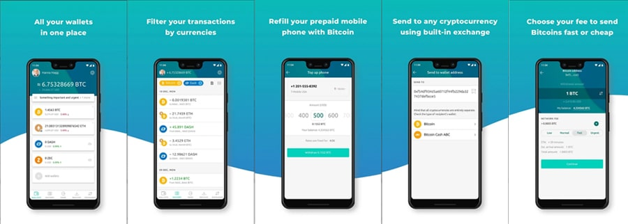 cryptocurrency wallet bytecoin