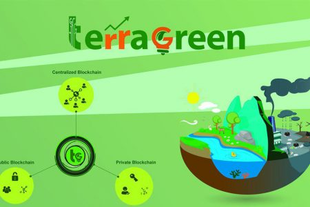 TerraGreen Crypto Press Release