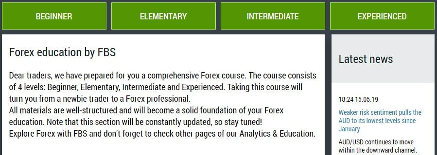 Forex Guides