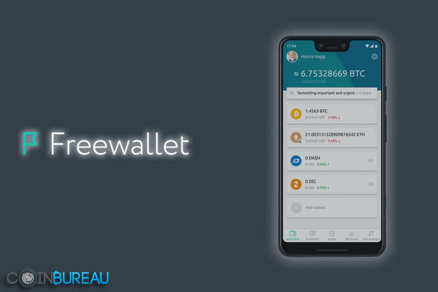 FreeWallet Review