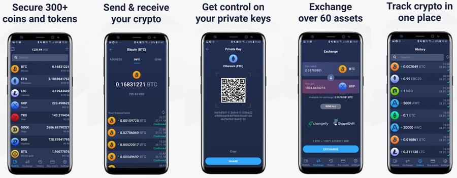 bitcoin core wallet android)