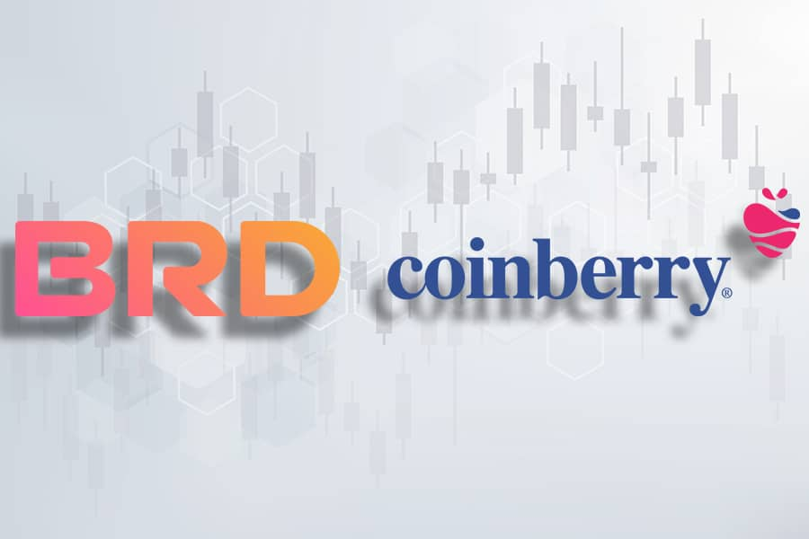 BRD Partners With Coinberry to Enable Expedited Crypto Purchasing