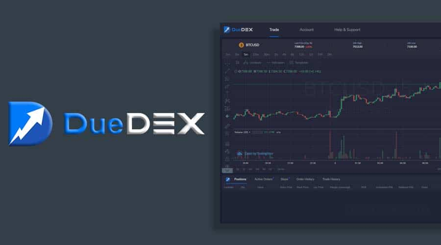DueDEX Review: Complete Exchange Overview