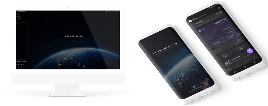 Cosmostation Wallets ATOM