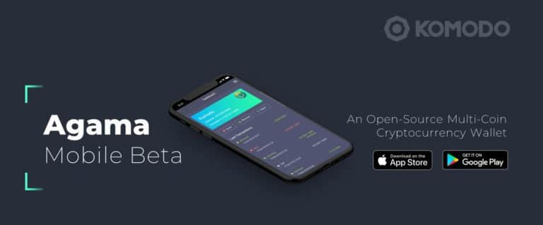 Agama Mobile Wallet