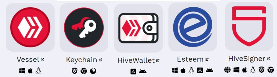 Hive Wallets