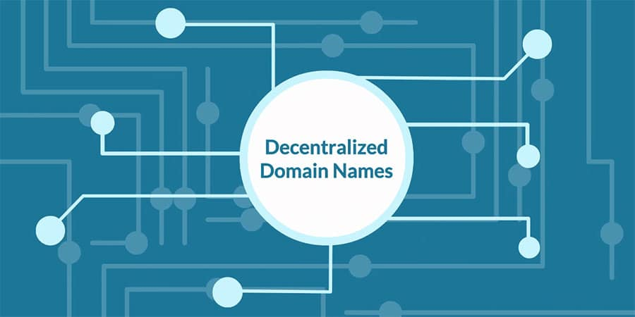 Decentralised DNS