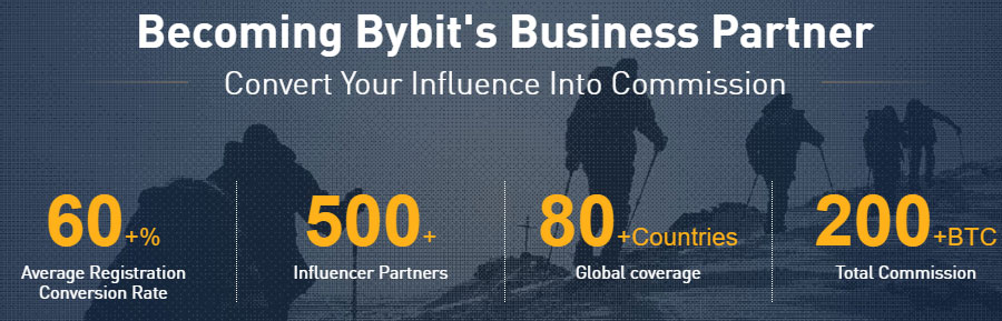 Bybit Earning Stats