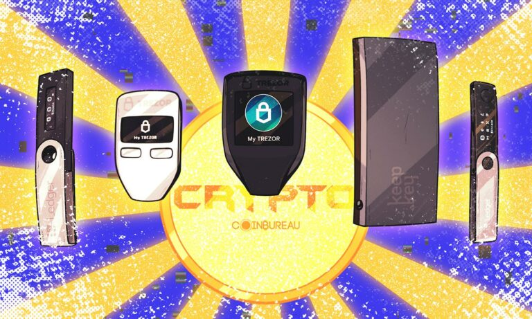 Top 5 Hardware Crypto Wallets