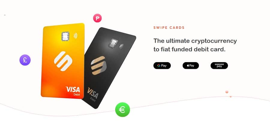 Swipe Debit Card