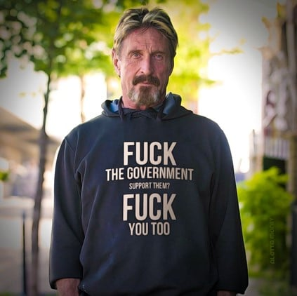 McAfee Government