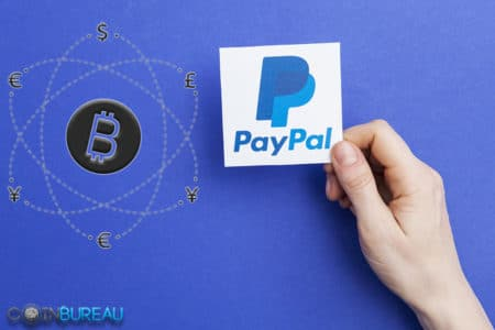PayPal Crypto Move