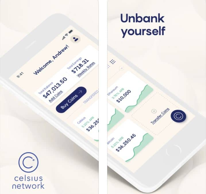 Celsius Unbanked