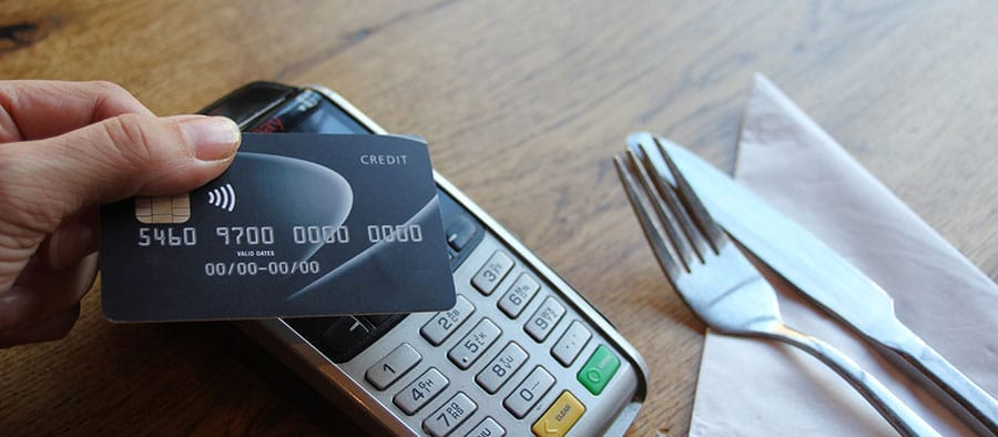 Charge Credit Card