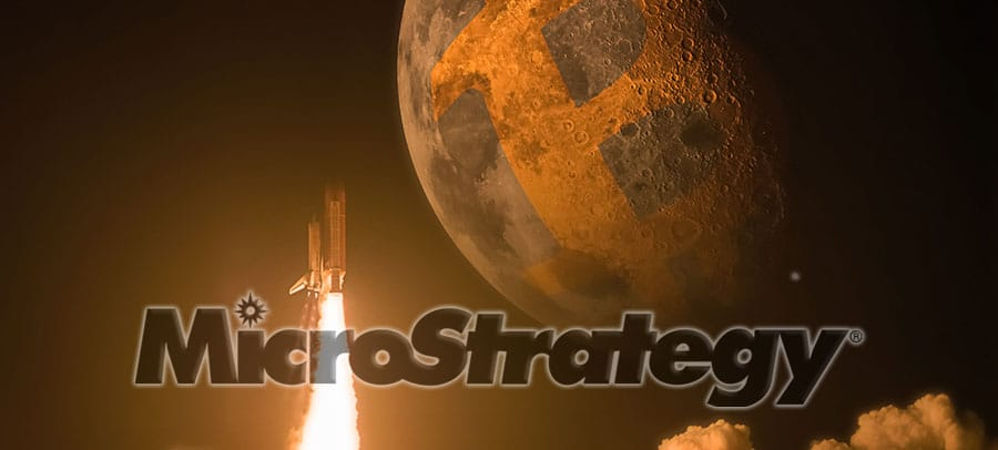 MicroStrategy to Moon