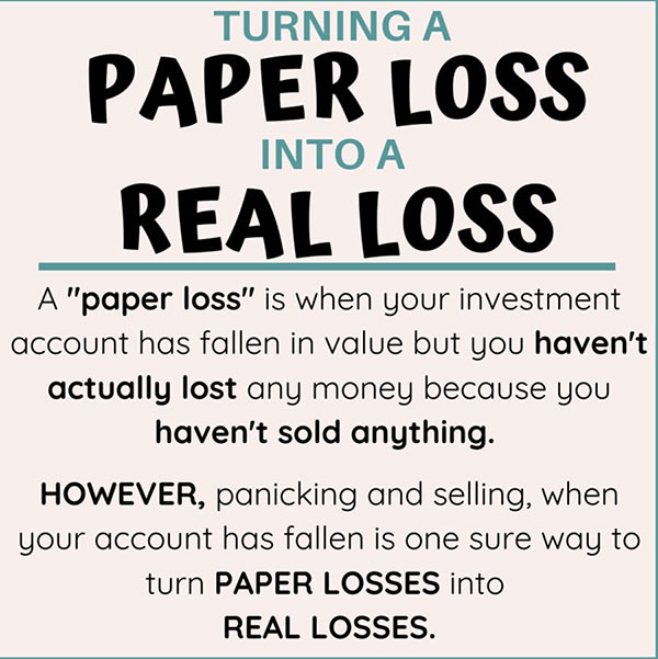 Paper Loss Definition