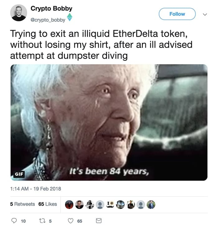 Liquidity is Important