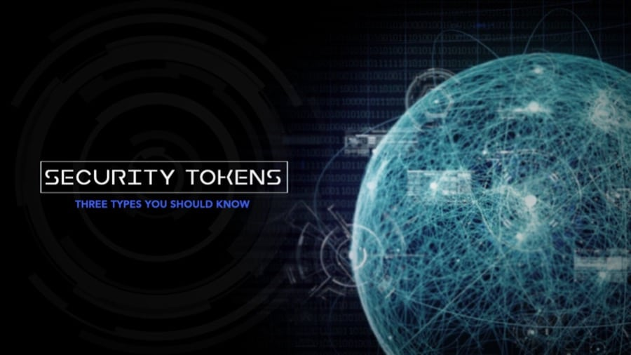 3 Types Of Security Tokens
