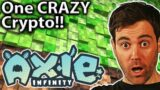 Axie Infinity The CRAZIEST Crypto Game EVER
