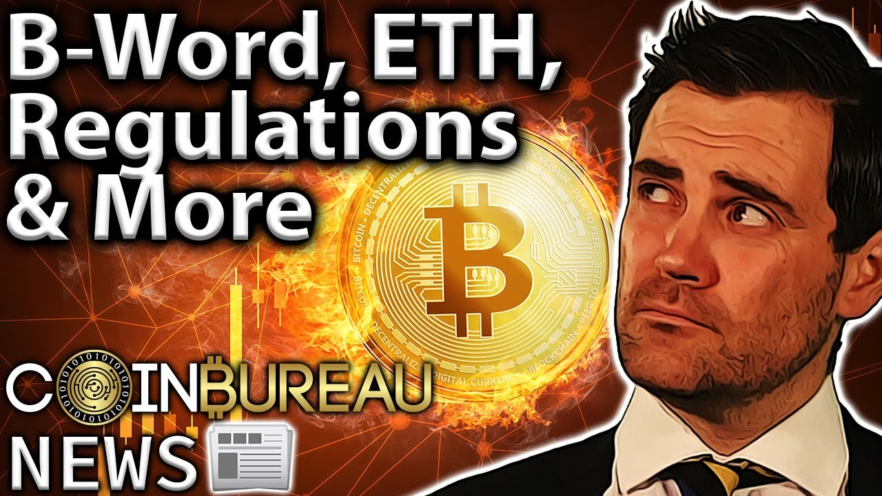 This Week in Crypto BTC Rally ETH Merge Regulations & More