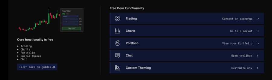 Free Core Functionality