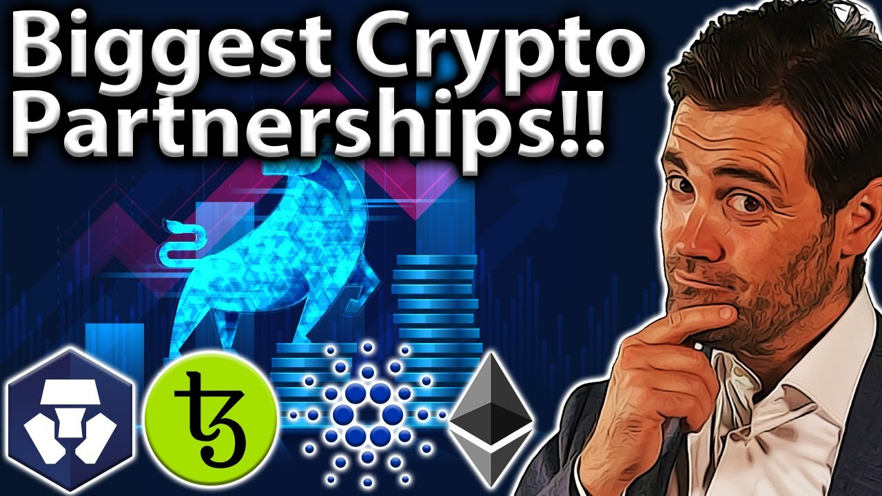 TOP 10 BIGGEST Crypto Partnerships in 2021