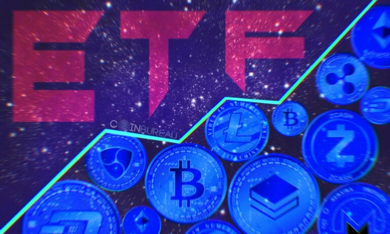 Trading Investing Crypto ETFs Funds