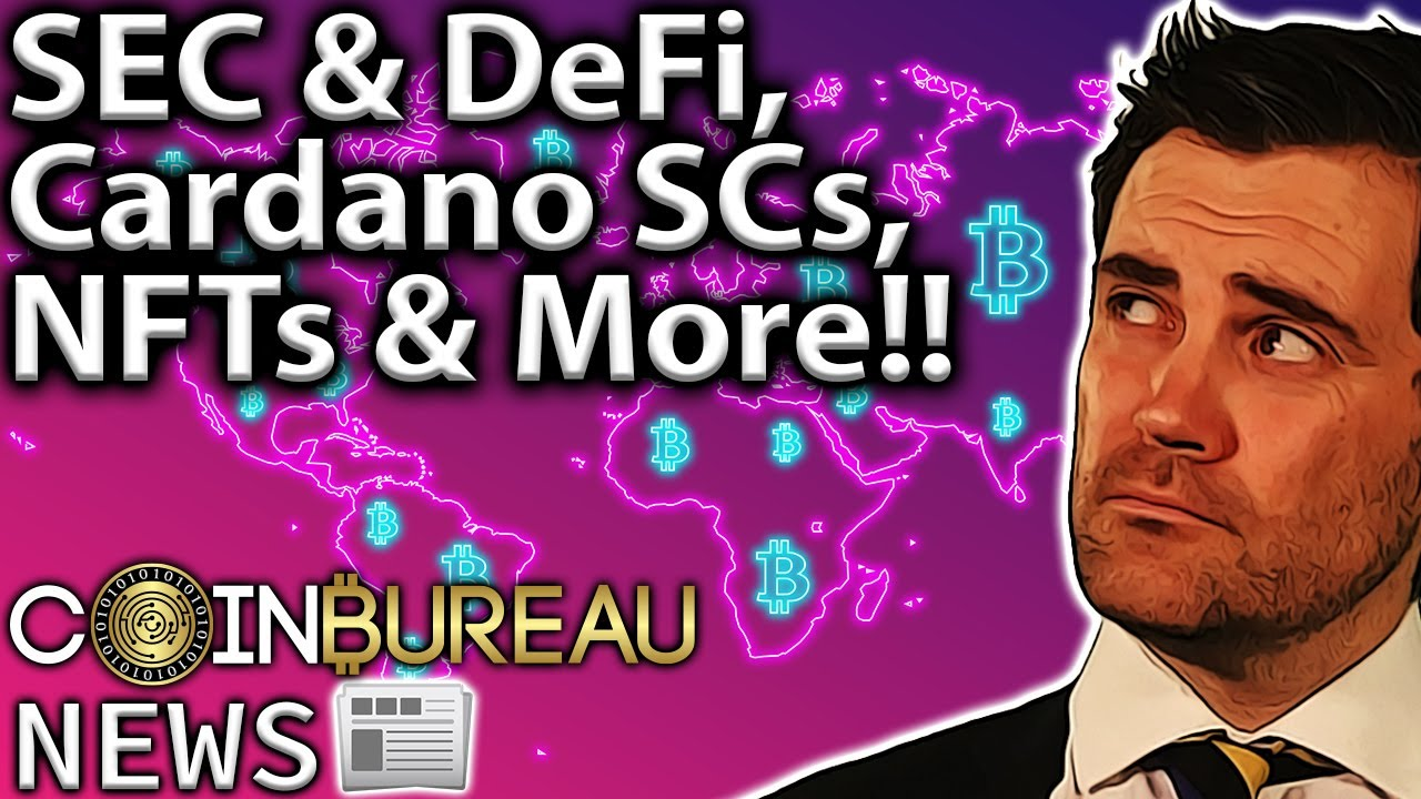 SEC DeFi Cardano NFTs and More